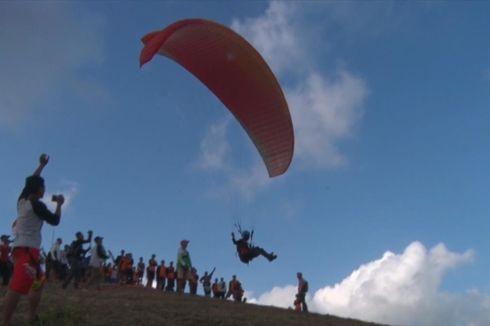 Festival Paralayang Nasional Akan Diadakan di Trenggalek