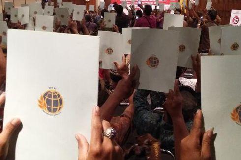 Pemerintah Bagi-bagi 2.971 Sertifikat Tanah Gratis di Provinsi Maluku