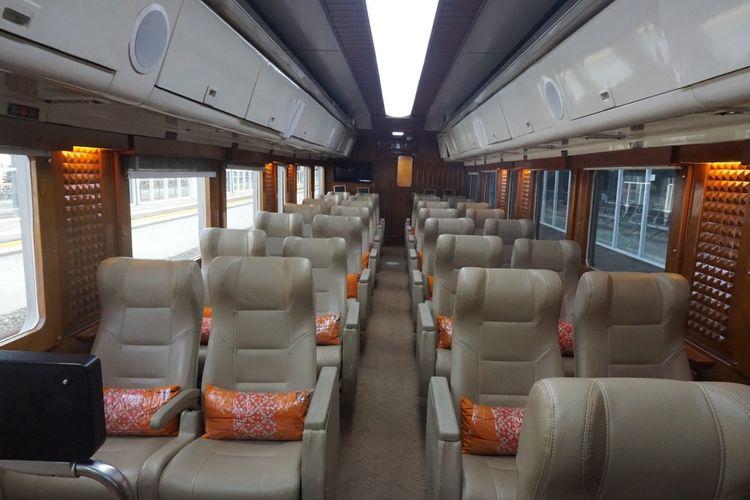 PT Kereta Api Pariwisata (Kawisata) akan mengoperasikan kembali Kereta Priority Argo Parahyangan Bandung-Jakarta mulai 2 Agustus 2020.