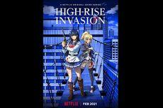 Ditayangkan Netflix 25 Februari, Ini Kisah Serial High-Rise Invasion