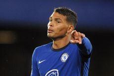 Masih Belum Percaya Dilatih Frank Lampard, Thiago Silva: Gila, Bukan?