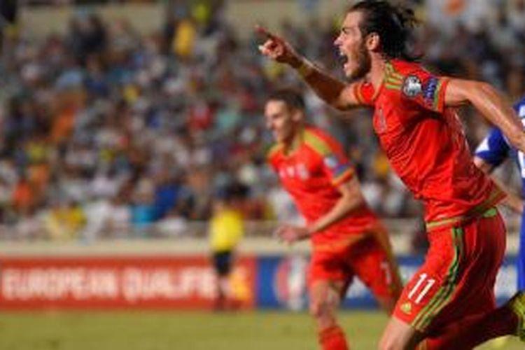 Gareth Bale berpotensi besar merasakan atmosfer Piala Eropa 2016 bersama tim nasional Wales.