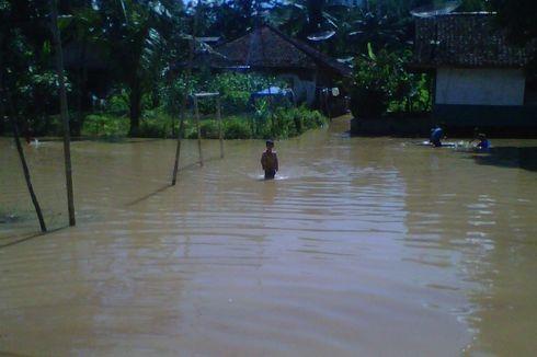 Banjir Rendam Sawah dan Rumah di Nagekeo NTT