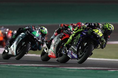 Jadwal Tes Pramusim MotoGP 2021 di Qatar
