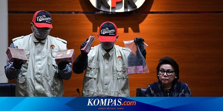 Kronologi Ott Kpk Yang Menjaring Bupati Bengkayang Suryadman Gidot Halaman All Kompas Com