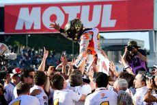 Klasemen Akhir MotoGP 2018 Pebalap, dan Tim, Honda Sempurna