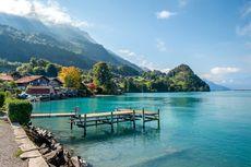 Mau Tahu Tips Wisata Alam di Swiss? Simak Live Instagram Kompas.com