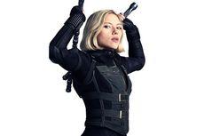 Ada Adegan Bermakna Black Widow dan Hawkeye dalam Endgame yang Dihapus, Mengapa?