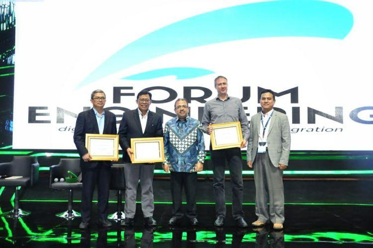 PT WIKA Persero mengadakan Forum Engineering (Forum 10) di Telkom Landmark Tower, Jakarta, Selasa (12/11/2019).