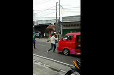 Aksi Perusakan Angkot di Cianjur Direkam, 4 Pelaku Ditangkap