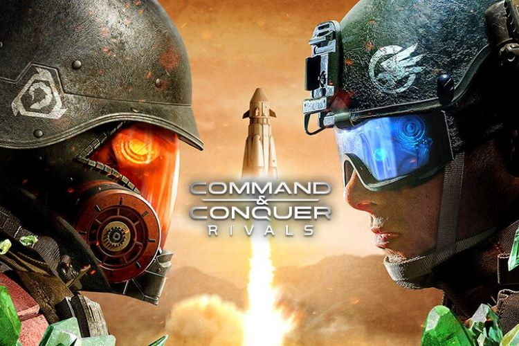 game Command and Conquer: Rivals sudah bisa diunduh di Google Play Store dan App Store.