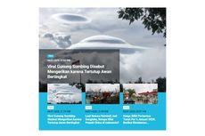 [POPULER TREN] Viral Gunung Sumbing | Harga BBM Pertamina Turun 5 Januari 2020
