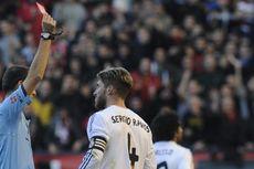 Sanksi Skors untuk Sergio Ramos Dibatalkan