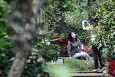 Bertemu Vanda dan Angelica di Tawangmangu