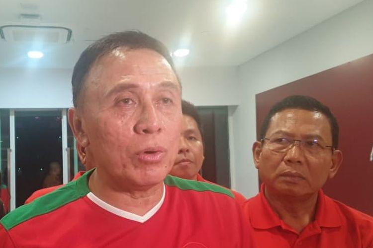 Calon Ketua Umum PSSI, M Iriawan