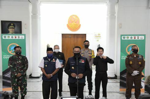 Ridwan Kamil Minta Warga Shalat Id di Rumah