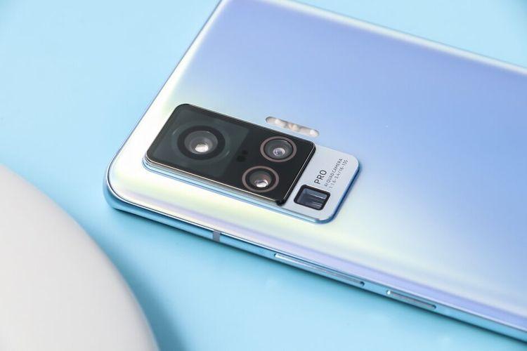 Kamera Vivo X50 Pro.