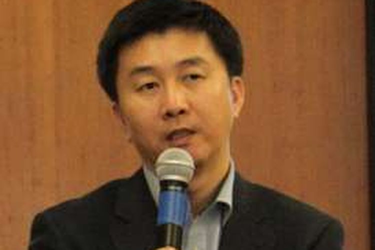 Kang Chol-hwan hidup selama 10 tahun di dalam kamp konsentrasi Yodok di Korea Utara.