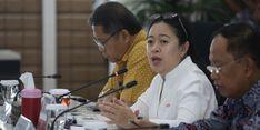 Puan Pimpin Rapat Rehabilitasi dan Rekonstruksi di NTB Pasca Gempa