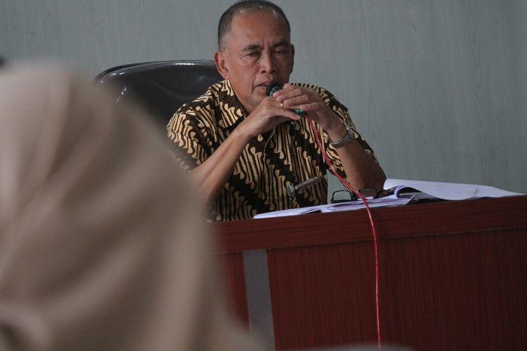 Sekretaris KPA Kabupaten Semarang, Puguh Wijoyo