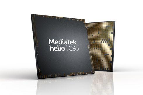 MediaTek Perkenalkan Chip Helio G95 untuk Ponsel Gaming