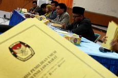 KPU Umumkan 947 Caleg Sementara DPD
