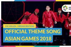 Lirik dan Chord Lagu Meraih Bintang dari Via Vallen, Lagu Tema Asian Games