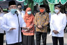 DMI dan Kemenkes Canangkan Masjid sebagai Sentra Vaksinasi Covid-19