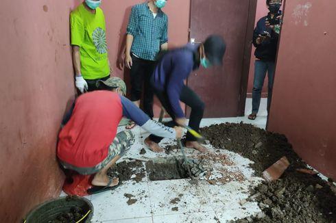 Mayat Dikubur di Kontrakan Depok, Polisi: Ada Tanda-tanda Kekerasan