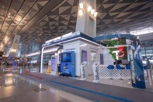 4 Fasilitas Digital di Terminal 3 Bandara Soetta