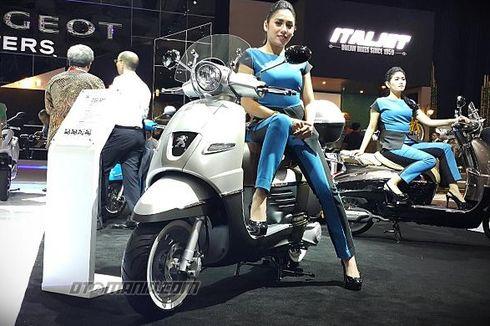 Peugeot Scooter Bukan Tandingan Skutik Jepang
