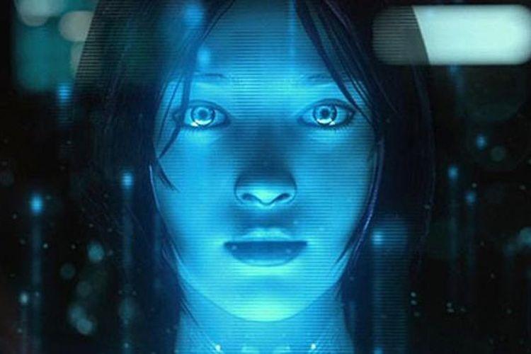 Cortana, tokoh game Halo