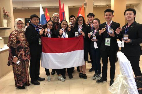Indonesia Berprestasi di Ajang Peneliti Muda Dunia, Cucu Gus Dur Raih Perak
