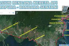 Dibutuhkan 400 Pekerja untuk Operasikan Kereta LRT Sentani-Jayapura