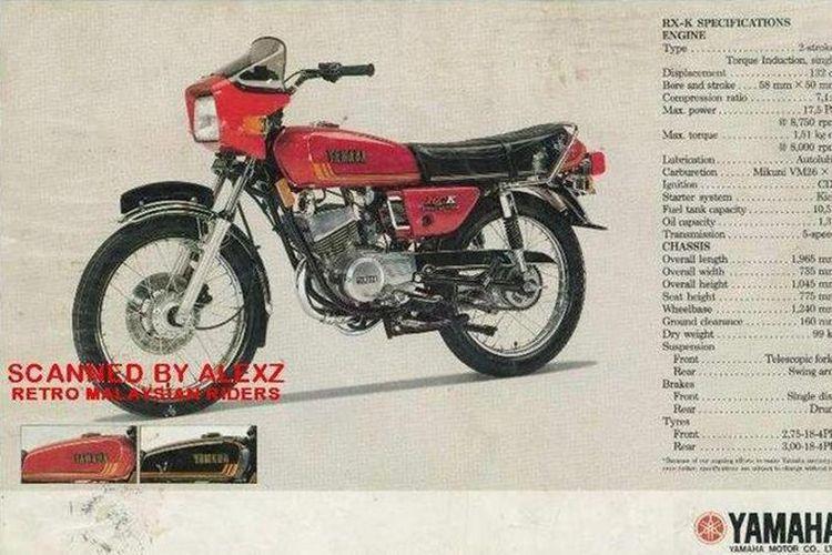 Yamaha RX-K