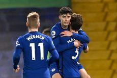 Klasemen Liga Inggris: Chelsea Hantui MU-Leicester, West Ham 5 Besar