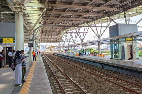 Menengok Bangunan Baru Stasiun Manggarai, Menhub BIlang Mirip Stasiun di Jepang