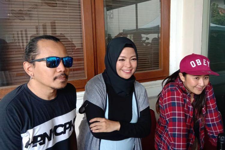 KotaK Band di Bro Musik, Cilandak Barat, Jakarta Selatan, Jumat (19/10/2019).