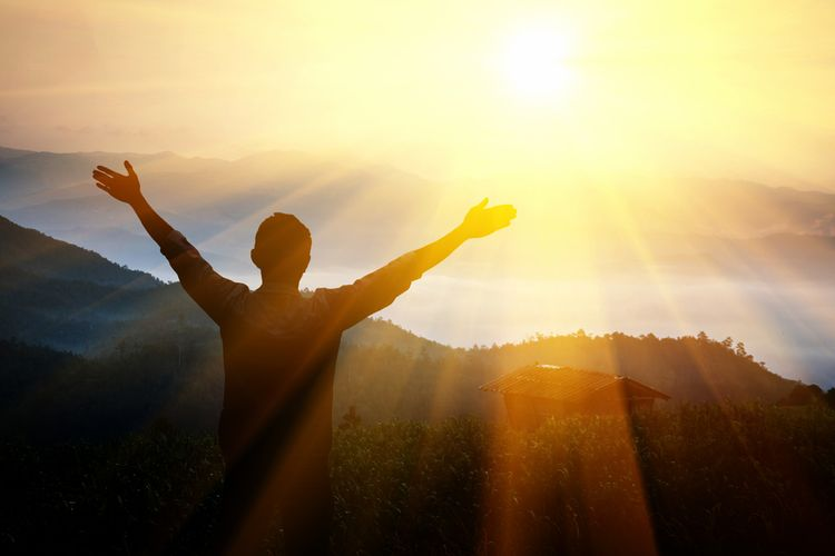 Bersyukur, Bikin Bahagia Sekaligus Menyehatkan Fisik Halaman all -  Kompas.com
