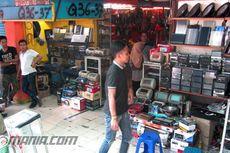 Bursa Audio Bekas di Taman Puring