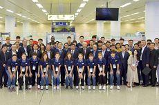 Laga Persahabatan Bola Basket Dua Korea Digelar di Pyongyang