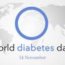 Hari Diabetes Sedunia: Link Download Logo hingga Aplikasi Selfie