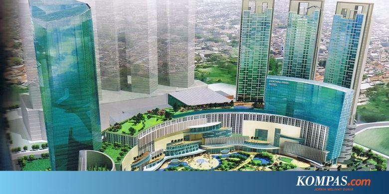 "APLN Agung Podomoro Bantah OJK, Central Park Bukan Sarang ""Fintech"" Ilegal"
