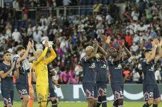 Hasil Liga Perancis - Lionel Messi Belum Debut, PSG Taklukkan Brest