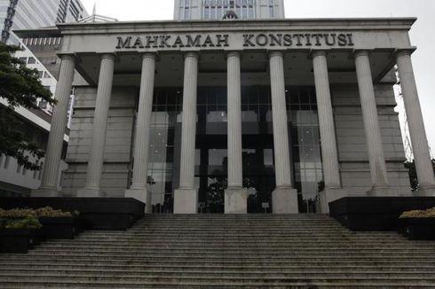 MK Kabulkan Uji Materi UU MK
