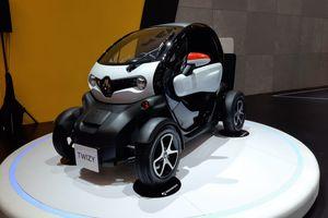Cuma Mejeng di GIIAS 2019, Renault Twizy Malah Dibeli Orang