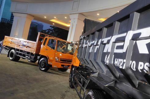 Penjualan Turun, Mitsubishi Fuso Berusaha Pertahankan Pangsa Pasar