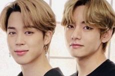Heboh Lagu V dan Jimin BTS Disebut Bakal Isi Soundtrack Resmi The Eternals