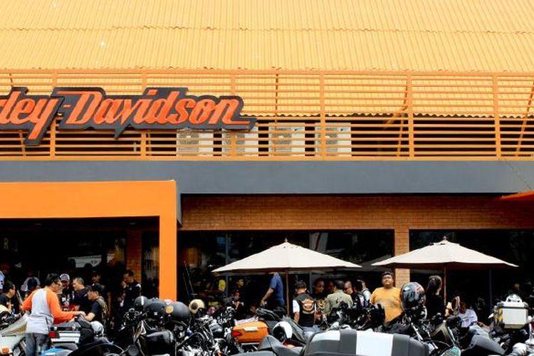 Anak Elang Harley-Davidson