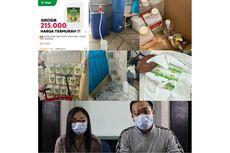 Hand Sanitizer Antis Dipalsukan, Enesis Group Polisikan Pelaku Pemalsuan